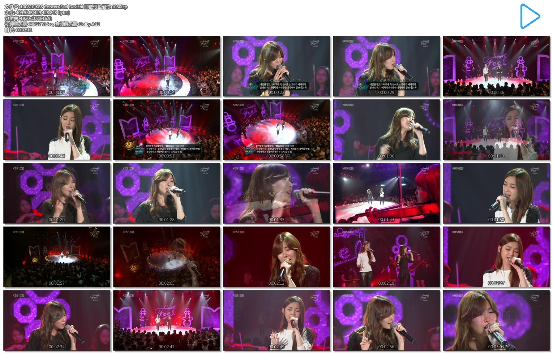 100810 KBS Concert Feel Davichi 即使恨也爱你 1080i.tp