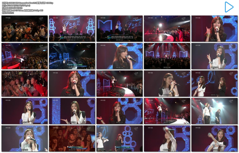 100810 KBS Concert Feel Davichi 爱情与战争 1080i.tp