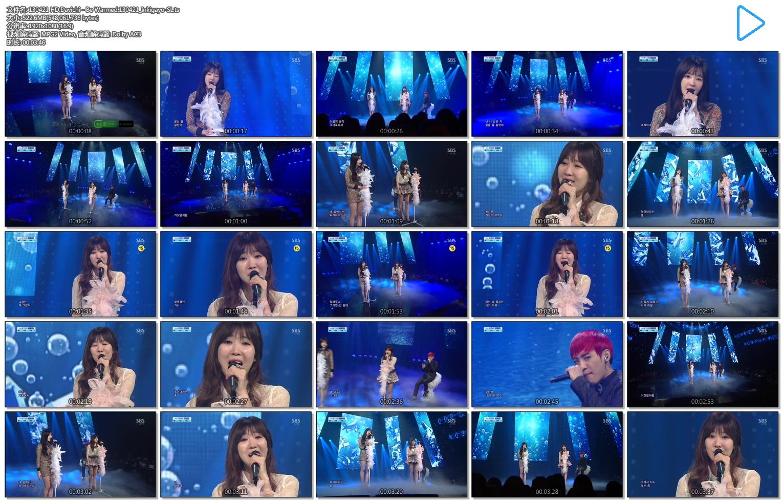 130421 HD.Davichi - Be Warmed.130421_Inkigayo-SL.ts