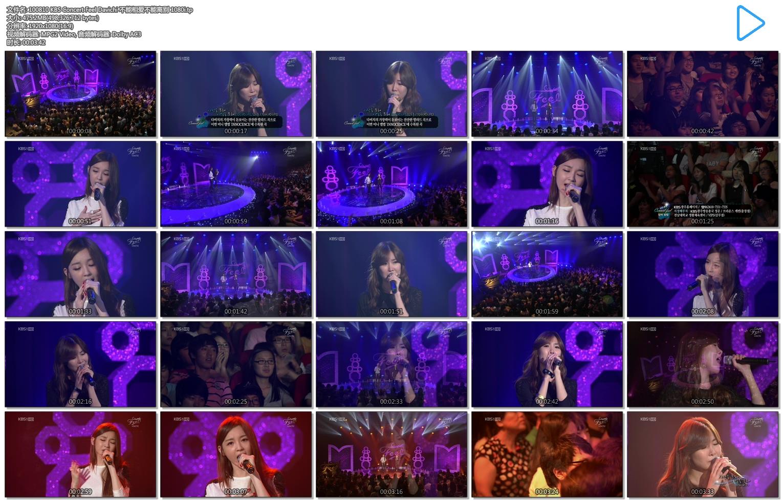100810 KBS Concert Feel Davichi 不能相爱不能离别 1080i.tp