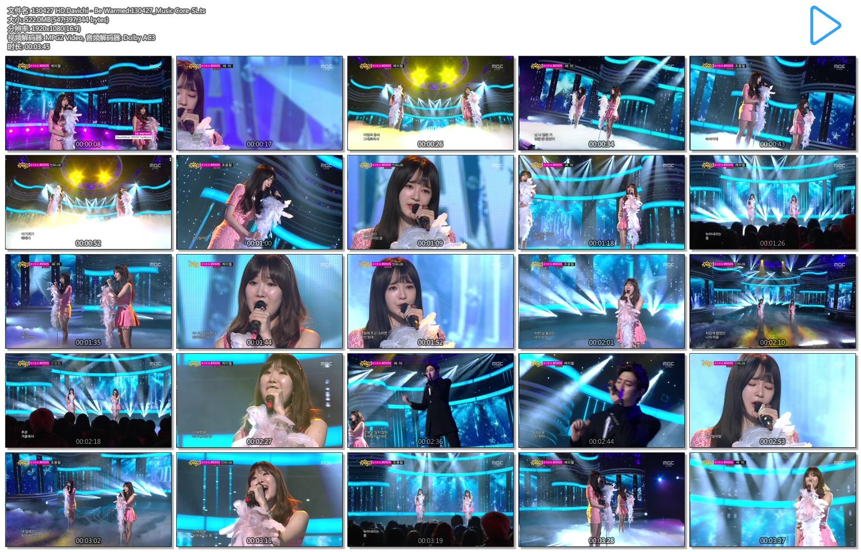 130427 HD.Davichi - Be Warmed.130427_Music Core-SL.ts